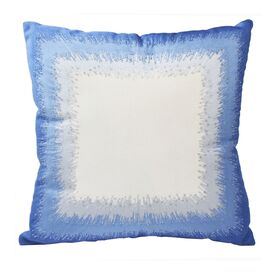 Bordado Cotton Throw Pillow