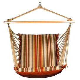 Stripe Hanging Chair