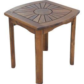 Highland Acacia Side Table