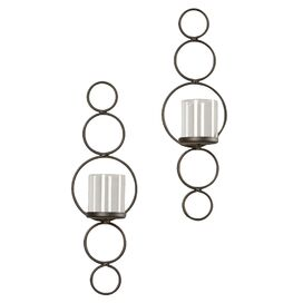 Lena Candle Sconce (Set of 2)