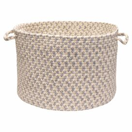 Elmwood Utility Basket in Stonewash