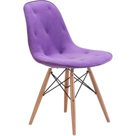Zorine Side Chair in Purple
