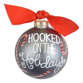 Hooked on the Holidays Ornament