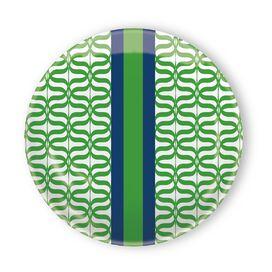 Jackie Melamine Salad Plate