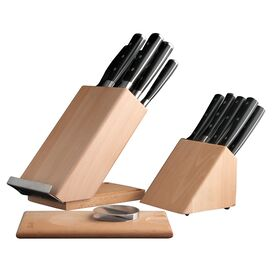 19-Piece Kora Knife & Block Set
