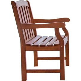 Ward Patio Arm Chair
