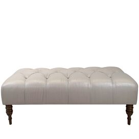 Olivia Tufted Bench