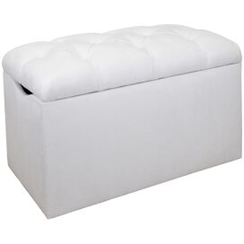 Caroline Tufted Storage Bench