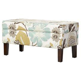 Christian Upholstered Storage Bench
