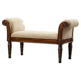 Arabella Upholstered Bench