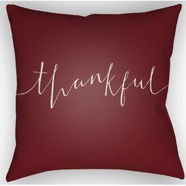 Thankful Indoor/Outdoor Pillow
