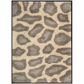 Spencer Rug in Beige & Taupe