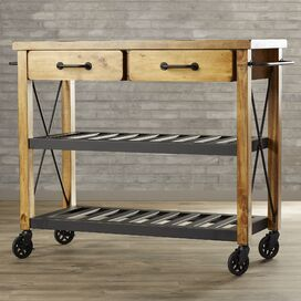 Emmett Kitchen Cart