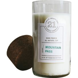 Mountain Pass Scented Candle