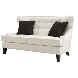 Skyline Leather Loveseat
