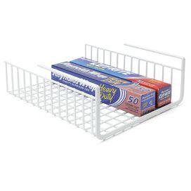 Under-Shelf Storage Bin (Set of 2)