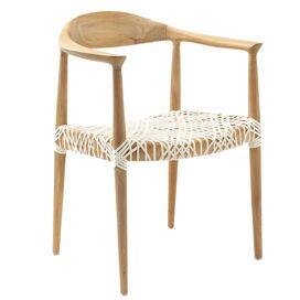 Sawyer Teak Arm Chair