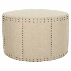 Clare Upholstered Ottoman