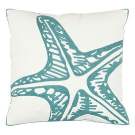 Seastar Reversible Pillow (Set of 2)