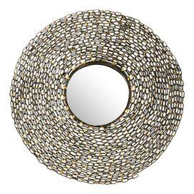 Chain Link Wall Mirror