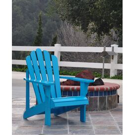 Westport Adirondack Chair in Turquoise