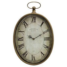 Toledo Wall Clock