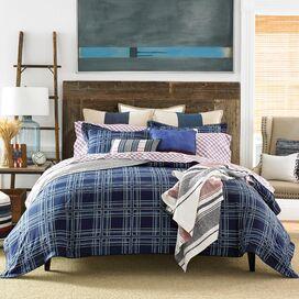 Farmhouse Plaid Comforter Set