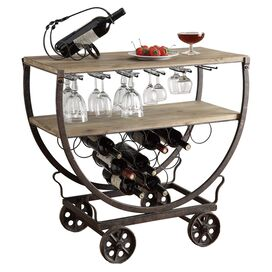 Hepburn Bar Cart