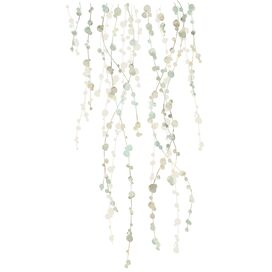 Deco 10 Piece Hanging Vine Watercolor Wall Decal