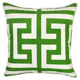 Lucia Pillow in Green