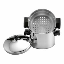 Farberware Stainless Steel Steamer Set