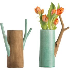 2-Piece Mandara Vase Set, Arteriors
