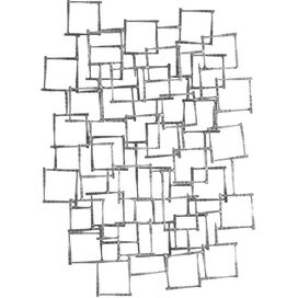 Ecko Wall Sculpture, Arteriors