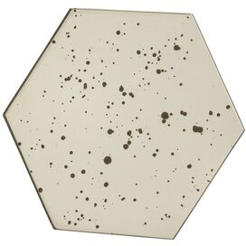 Olivia Hexagon Mirror/Stand, Arteriors