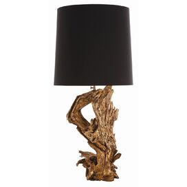"Ashland 38"" H Table Lamp with Empire Shade"