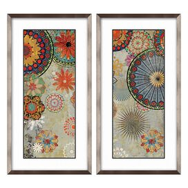 Caravan Framed Wall Decor (Set of 2)