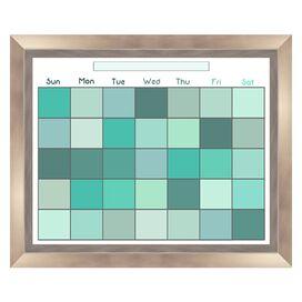 Cassie Calendar Board in Green
