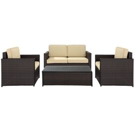 4-Piece Cape Cod Patio Seating Group