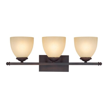Chapman 3 Light Bath Vanity Light