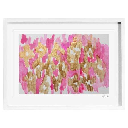 Damisela Framed Giclee Print, Oliver Gal