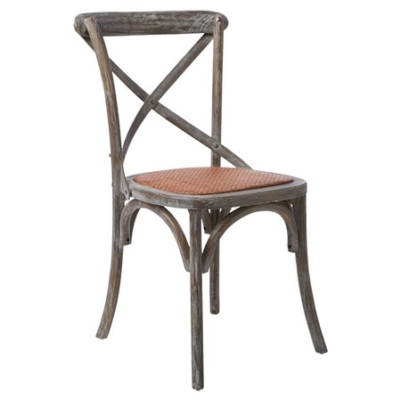 Franklin Side Chair In Colonial Walnut Set Of 2 EC Dining Chairs On Joss
