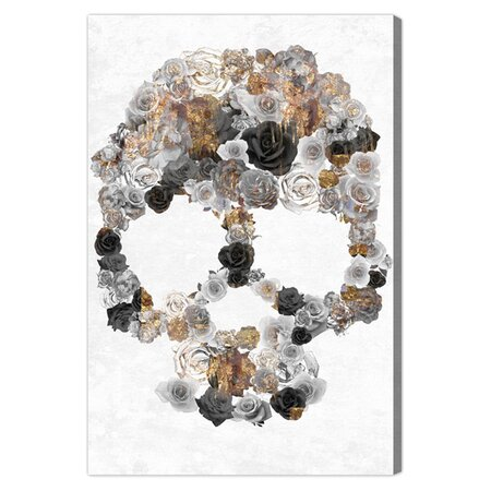 Sticks & Stones Canvas Print, Oliver Gal