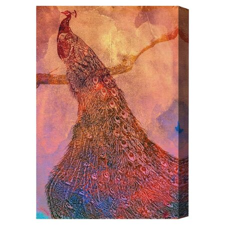 Wild Elegance Canvas Print, Oliver Gal
