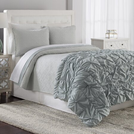 Gemma Comforter & Quilt Set