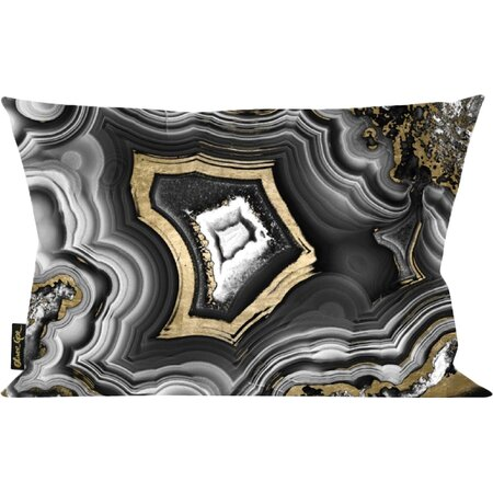 Adore Geo Pillow, Oliver Gal