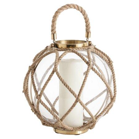 Cormac Candle Lantern, Arteriors
