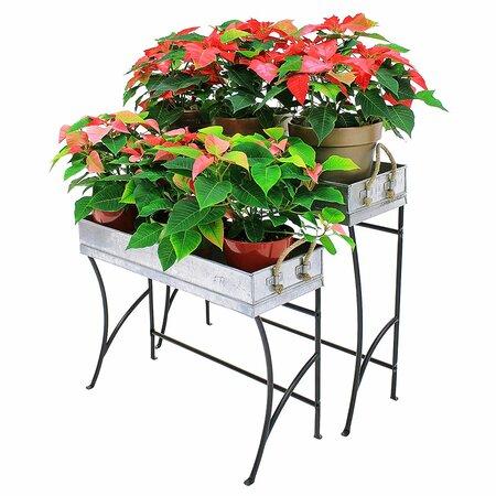 Trestle Plant Stand