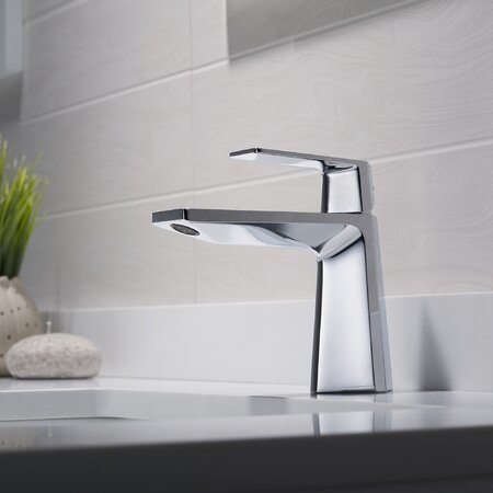 Elliot Single Lever Bathroom Faucet