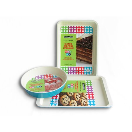 3 Piece Bakeware Set
