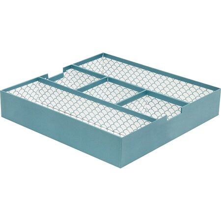 Divided Paperboard Tray
